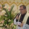 Marija qamet u telqet tgħaġġel lejn l-għoljiet fil-belt ta' Ġuda (Lq v.39).